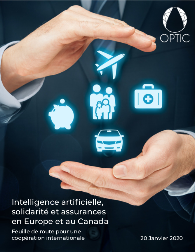 INTELLIGENCE ARTIFICIELLE ASSURANCES ET SOLIDARITÉ