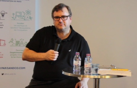 Reid Hoffman in Paris